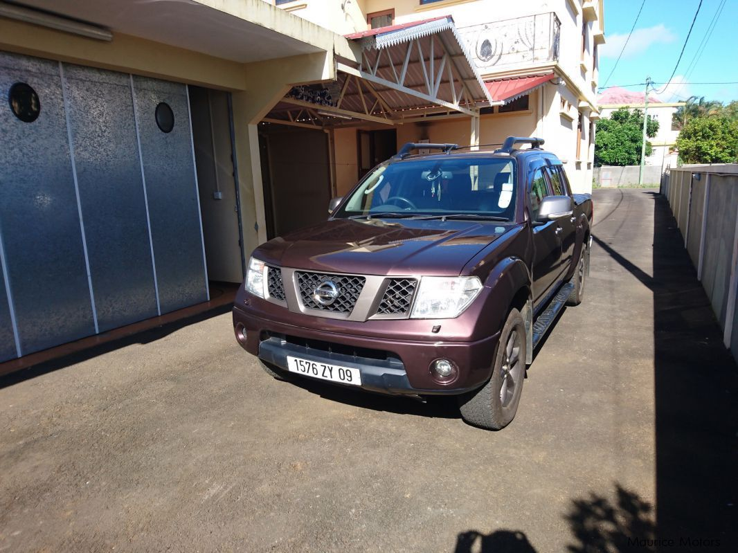 Used Nissan Navara D40 for sale in