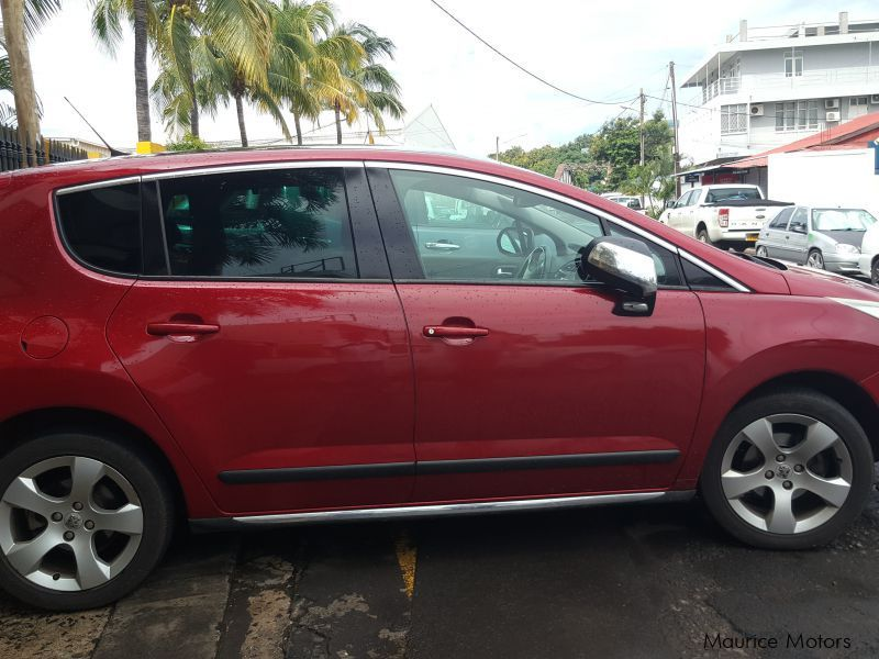 Pre-owned Peugeot 3008 for sale in Mauritius