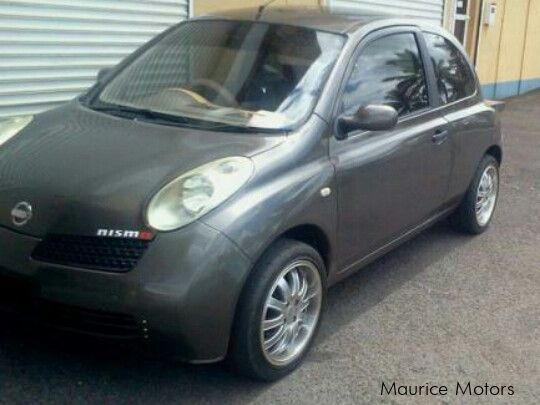 Pre-owned Nissan March AK12 for sale in Mauritius