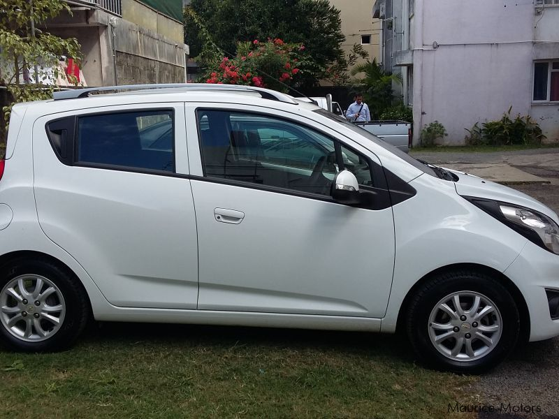 Pre-owned Chevrolet spark for sale in Mauritius