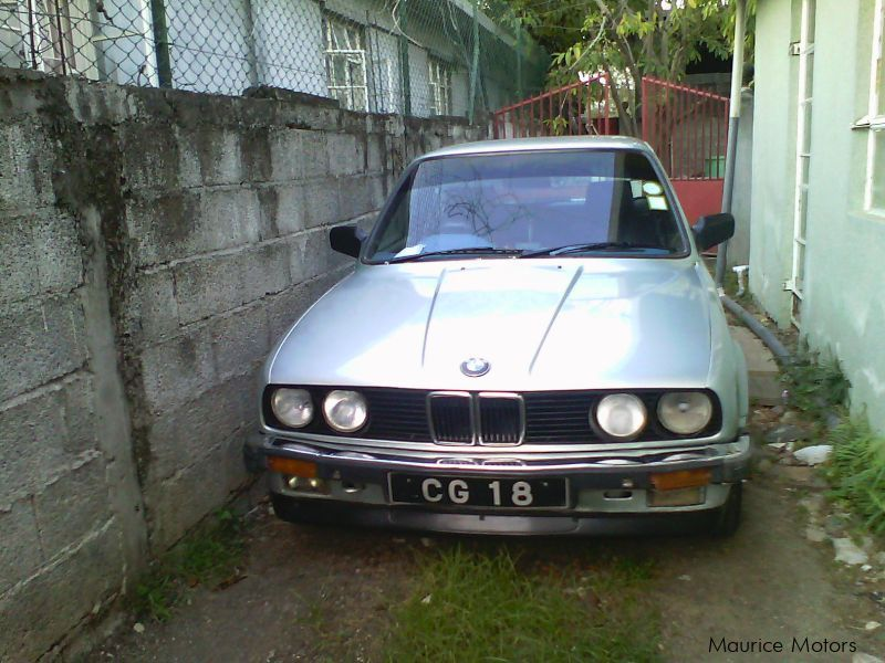 Used BMW e30 318i for sale in Mauritius