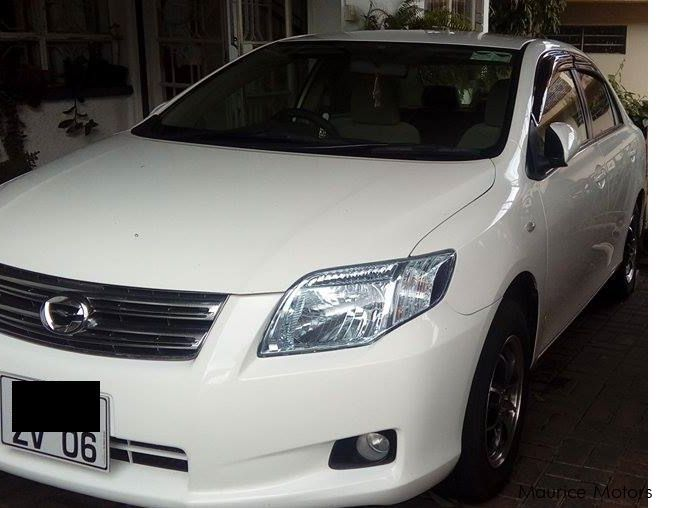 Pre-owned Toyota Axio for sale in