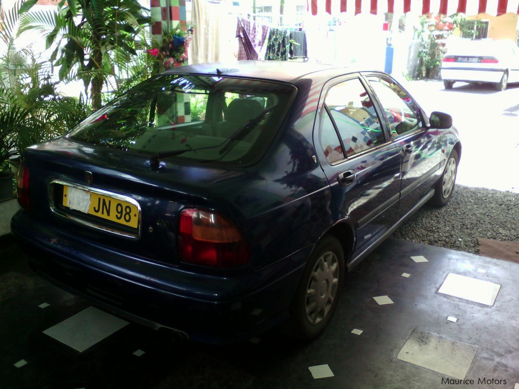 Pre-owned Rover 414 i for sale in