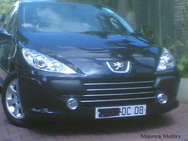 Pre-owned Peugeot 307 for sale in Mauritius