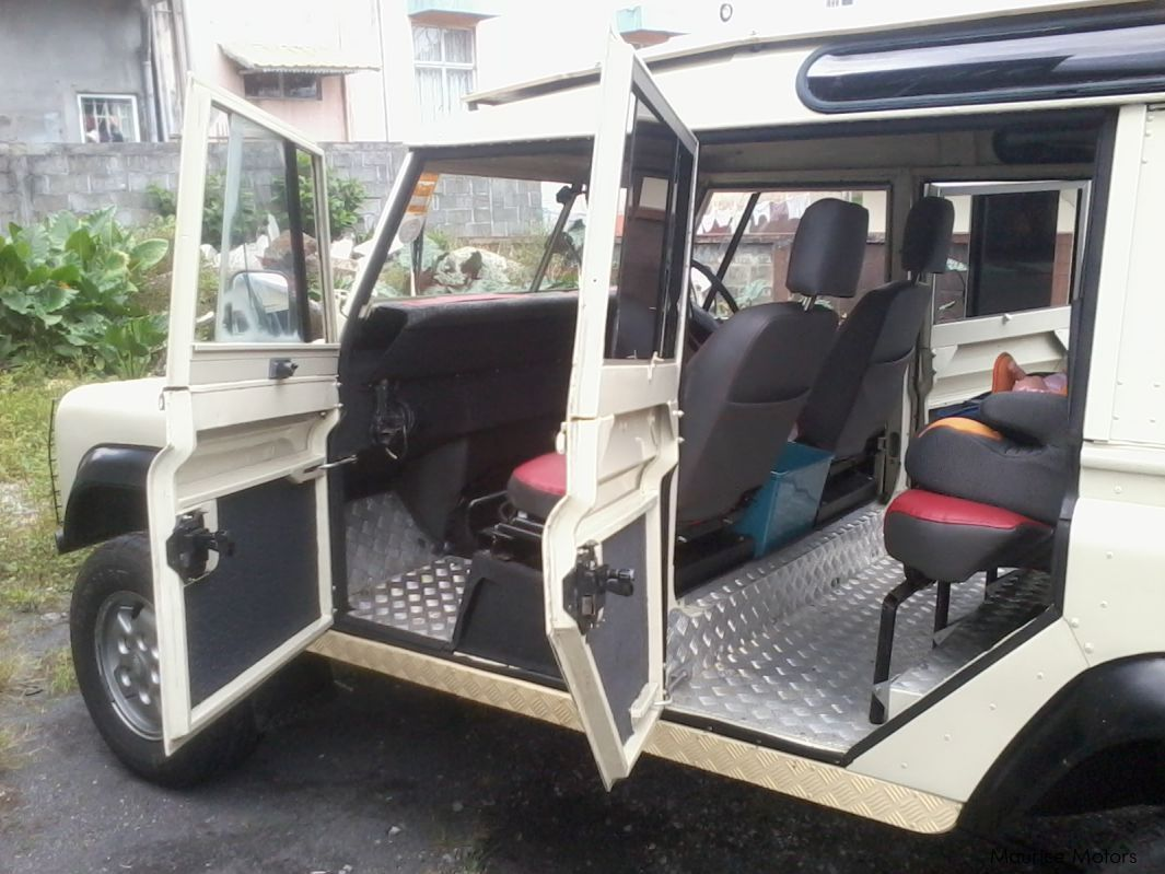 Used Land Rover Defender 109 for sale in