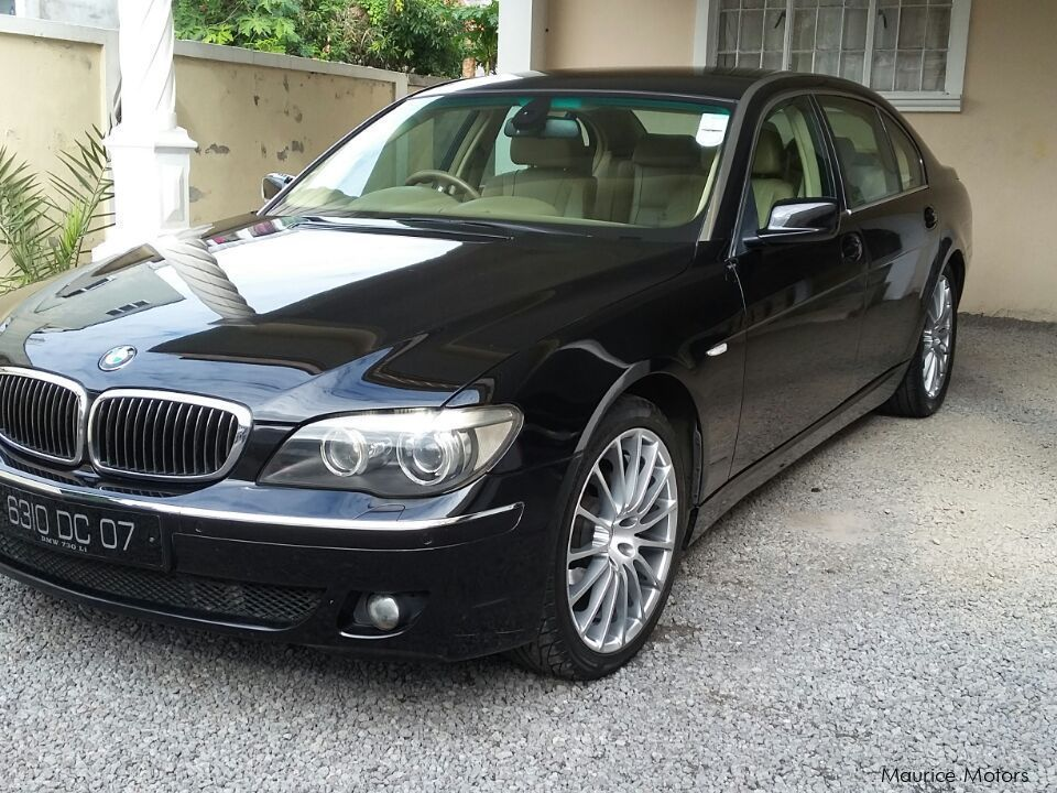 Pre-owned BMW 730LI for sale in
