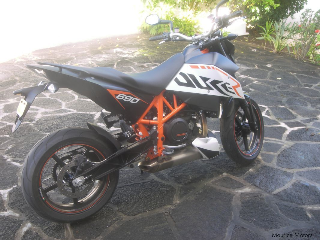 Pre-owned KTM 690R for sale in