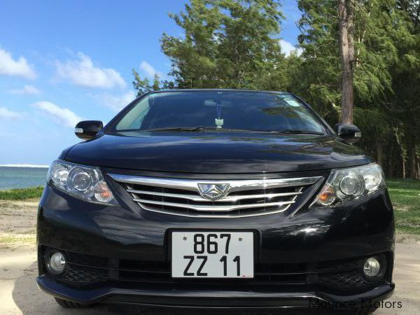 Pre-owned Toyota Allion for sale in Mauritius