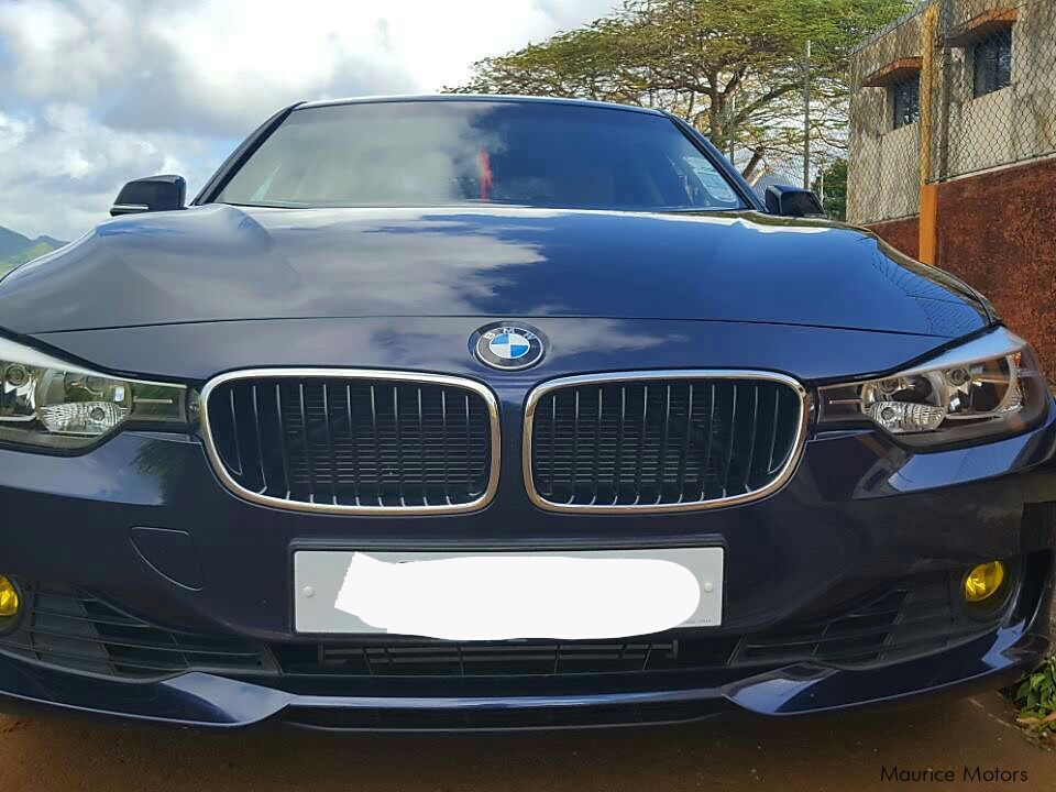 Used BMW 3201 in Mauritius