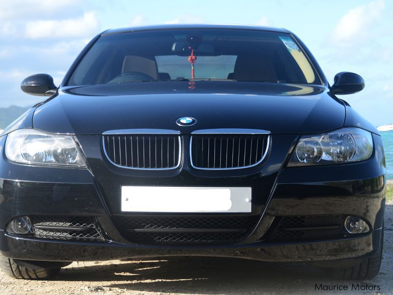 Used BMW 320i for sale in Mauritius