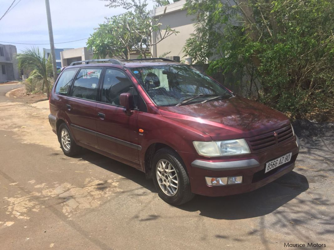 Pre-owned Mitsubishi Space Wagon for sale in