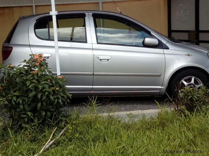 Pre-owned Toyota Vitz clavia for sale in