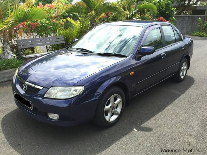 Pre-owned Mazda 323 for sale in Mauritius