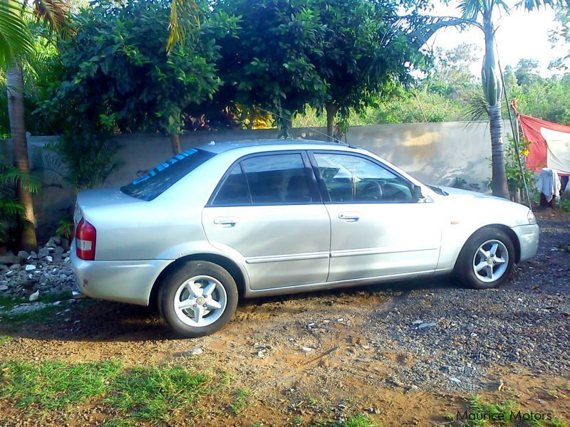Used Mazda 323 for sale in Mauritius