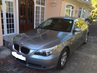 Used BMW 520 i for sale in Mauritius