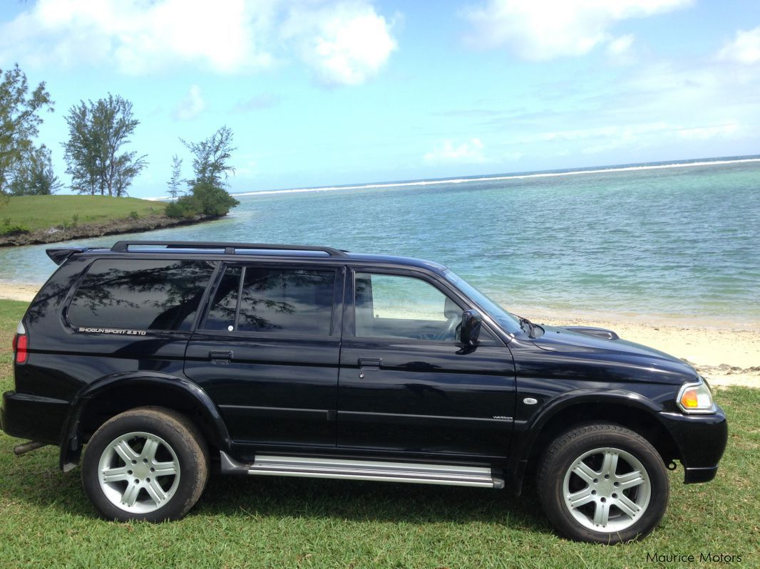 Pre-owned Mitsubishi Pajero Sport  TD 2477cc for sale in
