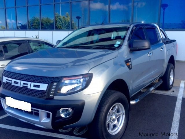 Pre-owned Ford Ranger for sale in Mauritius