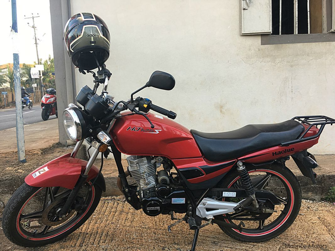 Pre-owned Other Hoejue 125-7 Sport for sale in