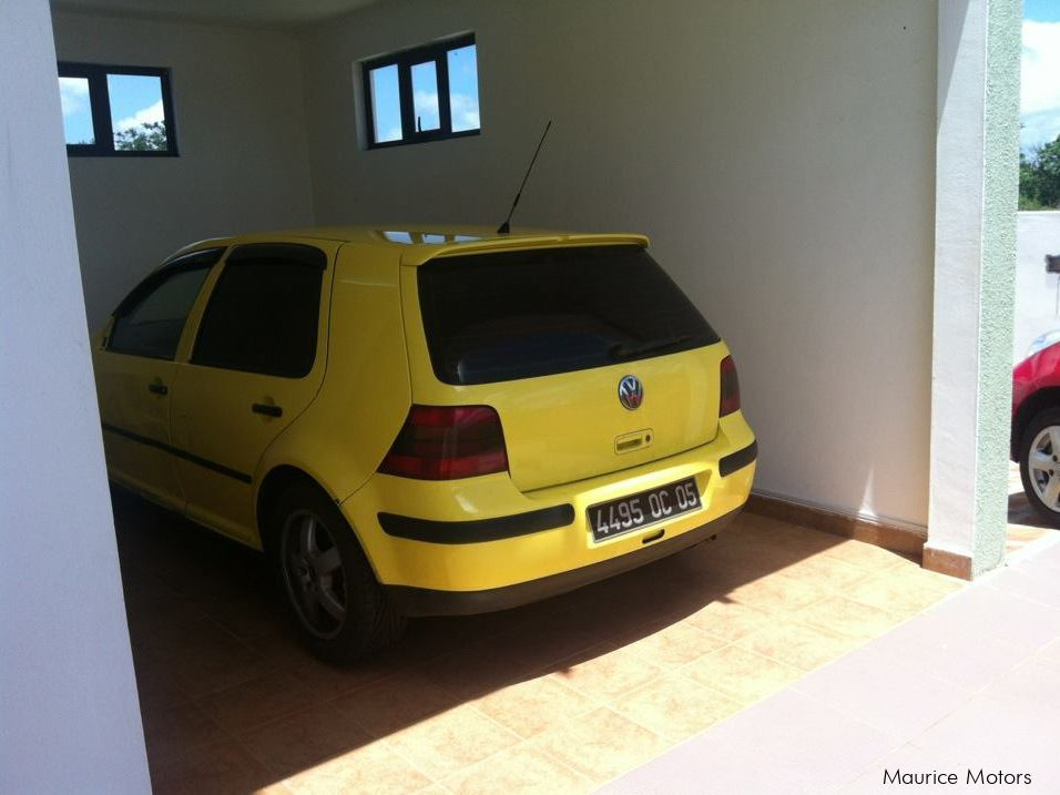 Pre-owned Volkswagen Golf 4 - 1.4 GTI for sale in