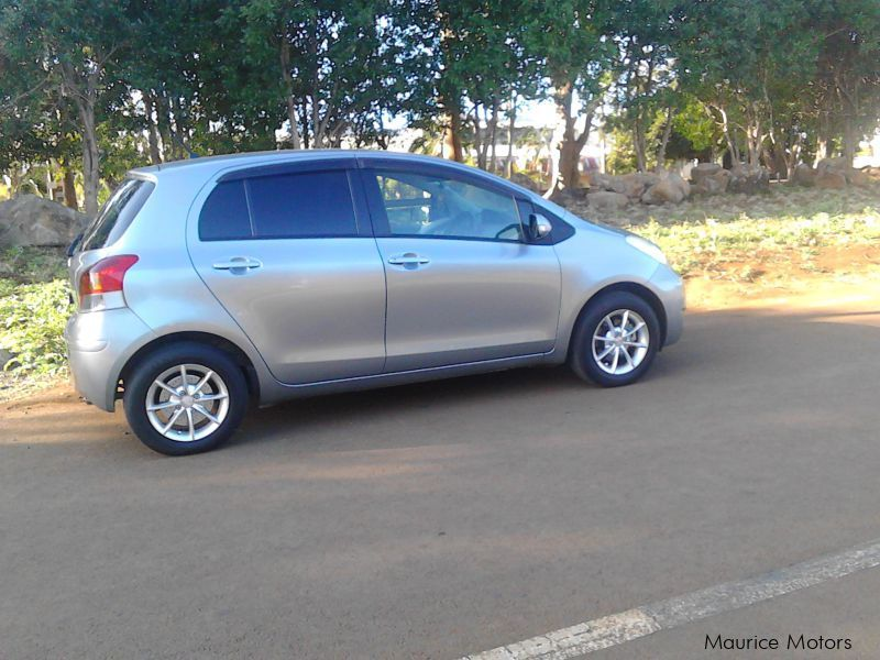 Pre-owned Toyota Toyota Vitz for sale in Mauritius