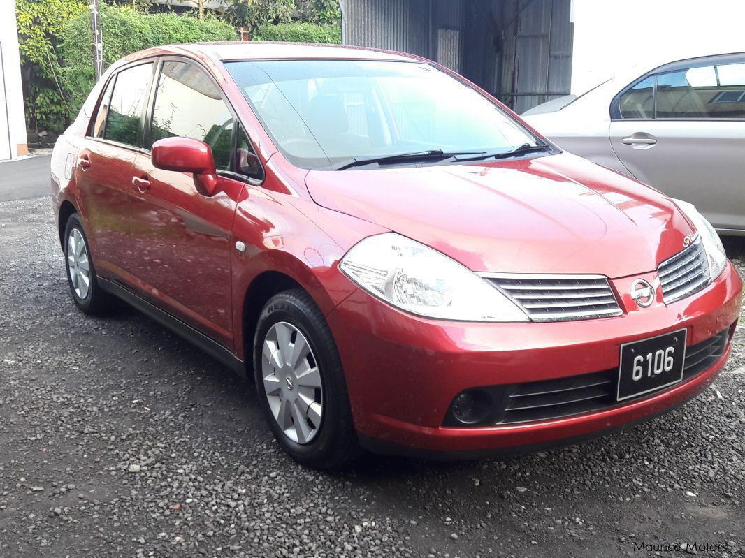 Pre-owned Nissan Tida Latio for sale in