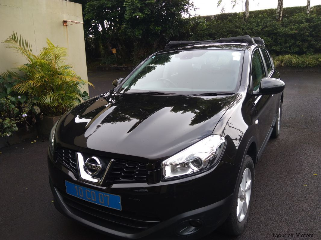 Pre-owned Nissan Qashqai Tekna for sale in