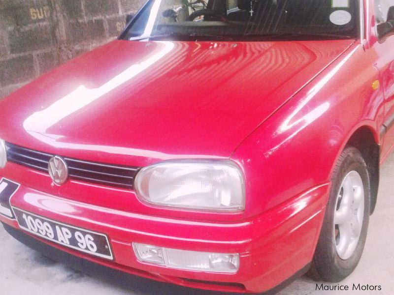 Pre-owned Volkswagen GOLF CL for sale in Mauritius