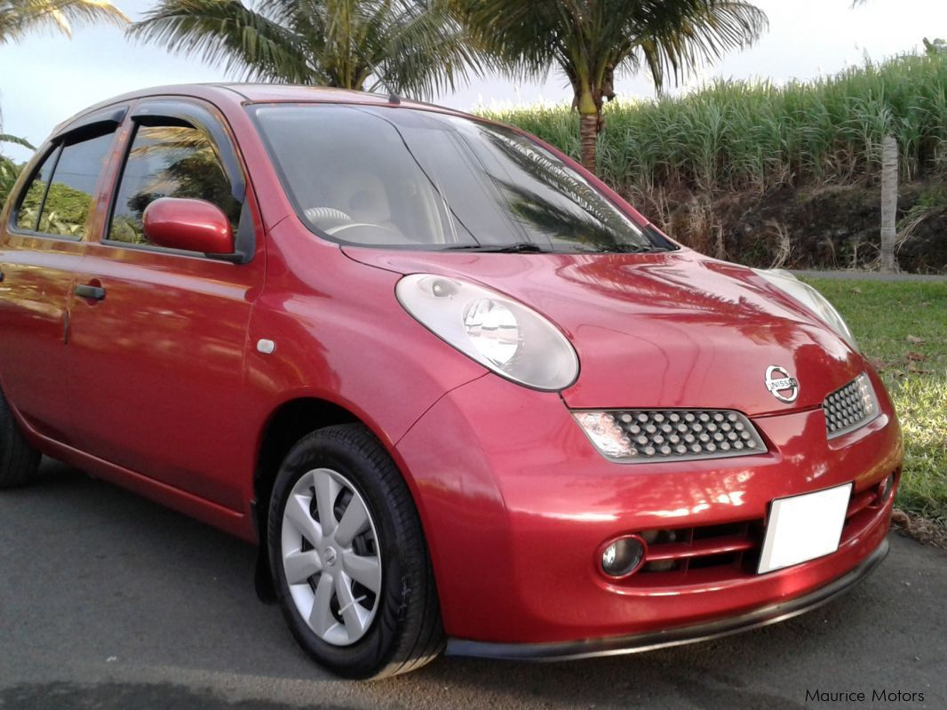 Pre-owned Nissan March for sale in