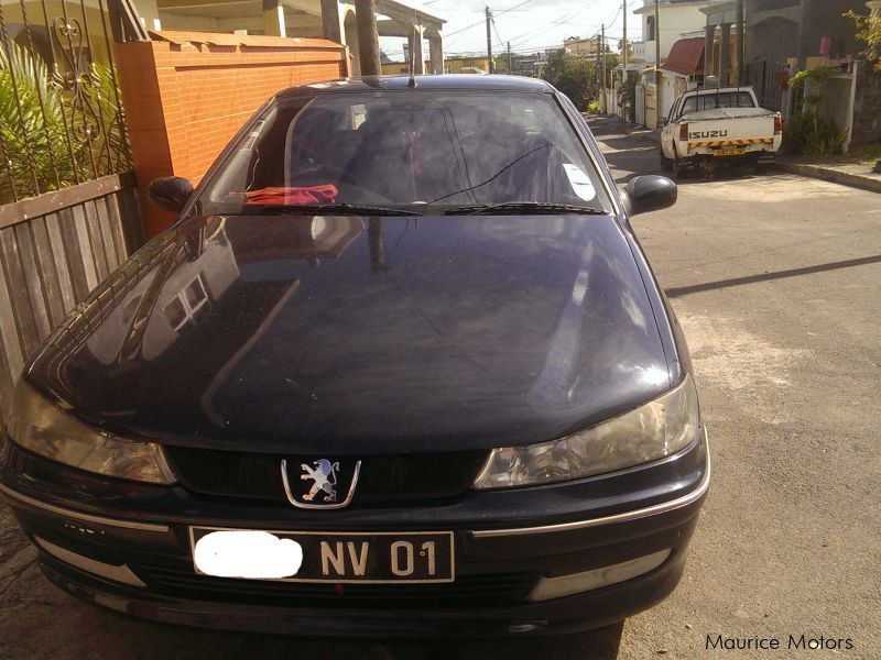 Used Peugeot 406 for sale in Mauritius