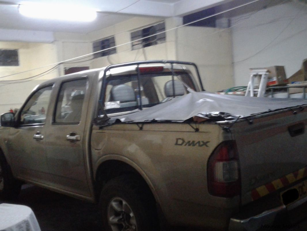 Pre-owned Isuzu D-Max for sale in