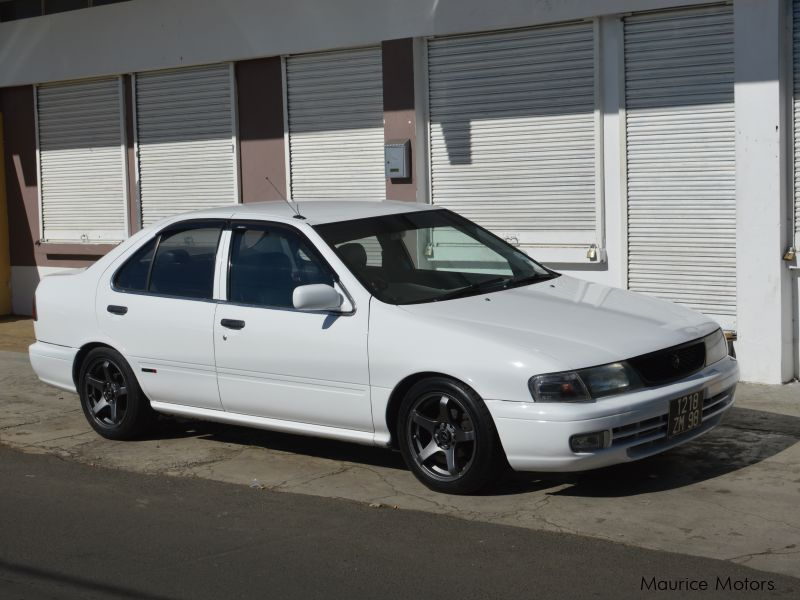 Pre-owned Nissan B14 for sale in Mauritius