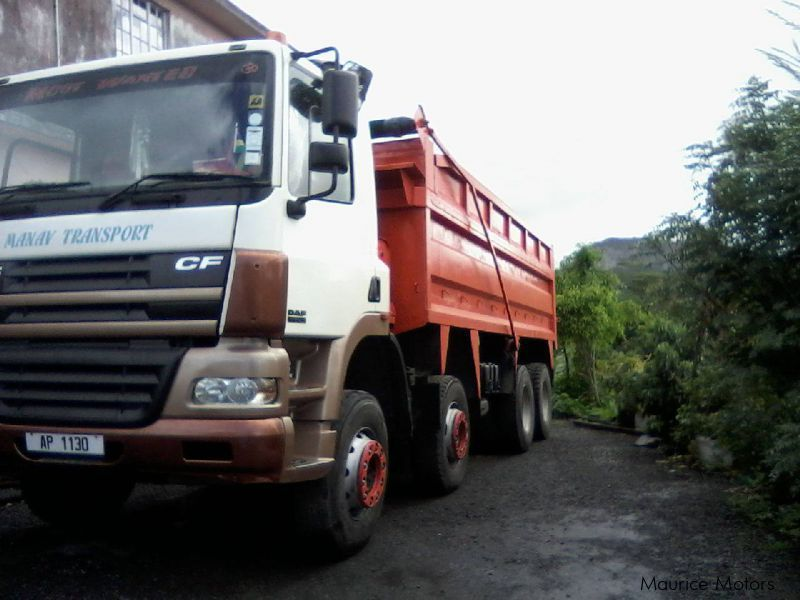 Used DAF daf cf 85 for sale in Mauritius