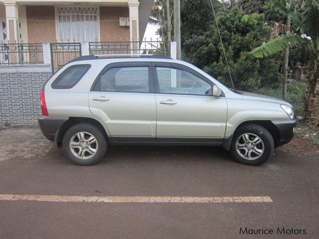 Used Kia Sportage for sale in Mauritius