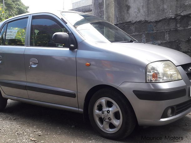 Pre-owned Hyundai Atos GLS for sale in Mauritius