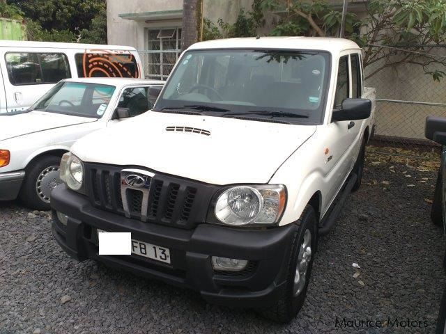 Pre-owned Mahindra Scorpio for sale in Mauritius