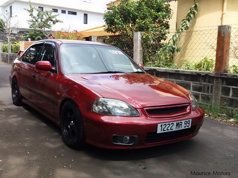 Pre-owned Honda Civic EK3 for sale in Mauritius