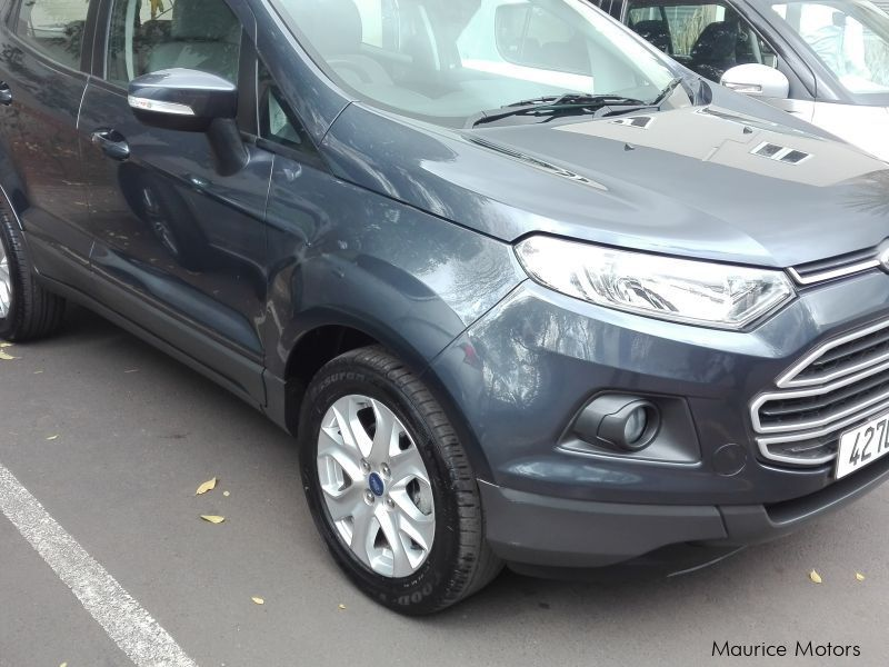 Pre-owned Ford Ecosport for sale in Mauritius
