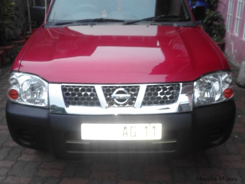Pre-owned Nissan Navara for sale in Mauritius