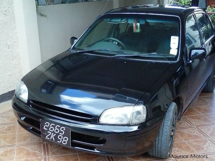 Used Toyota Starlet Carat for sale in Mauritius