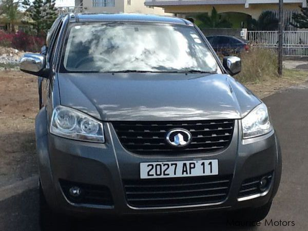 Used GWM Steed 5 for sale in Mauritius