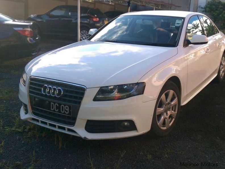 Pre-owned Audi A4 1.8T for sale in Mauritius