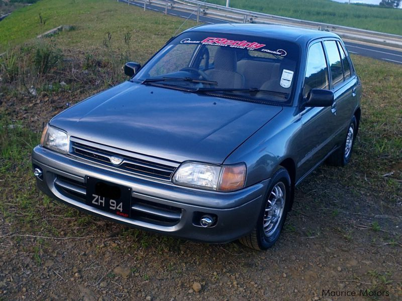 Used Toyota Starlet Soleil for sale in Mauritius