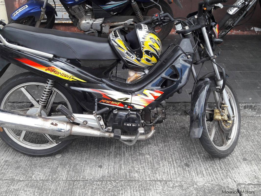 Pre-owned Other New Way 50cc for sale in