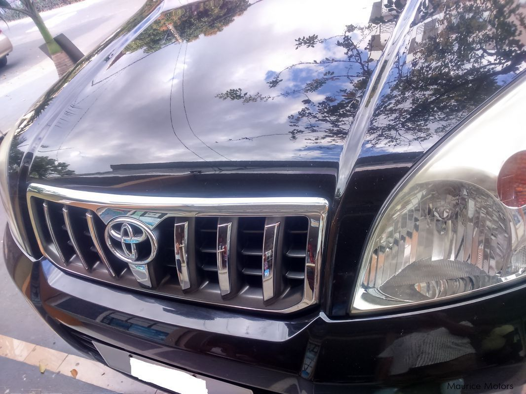 Pre-owned Toyota Prado for sale in Mauritius