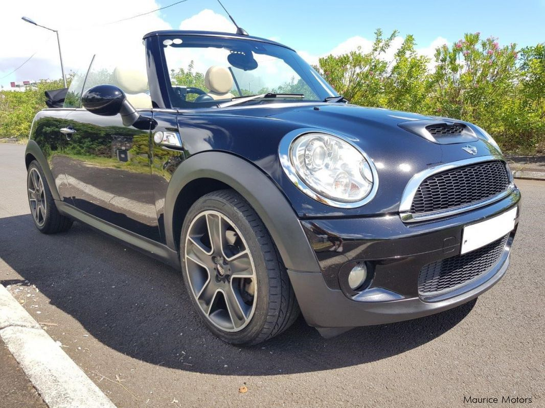 Pre-owned Mini Cooper S Convertible R57 for sale in