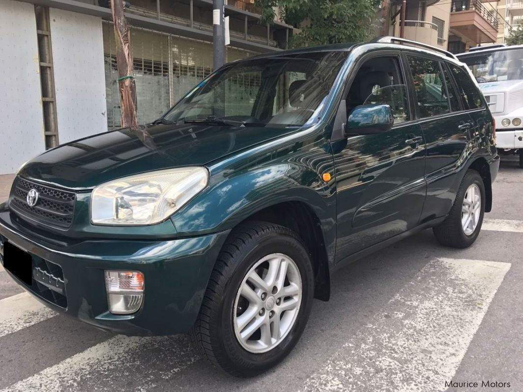 Used Toyota RAV-4 for sale in