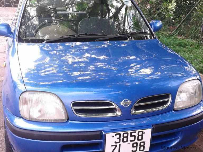 Pre-owned Nissan March AK11 for sale in