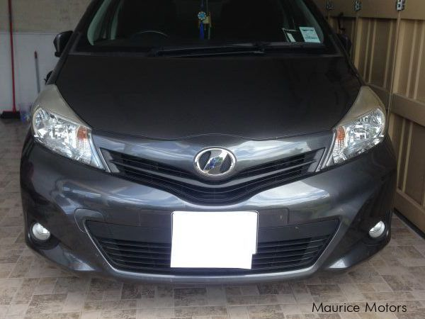 Pre-owned Toyota Vitz U edition for sale in
