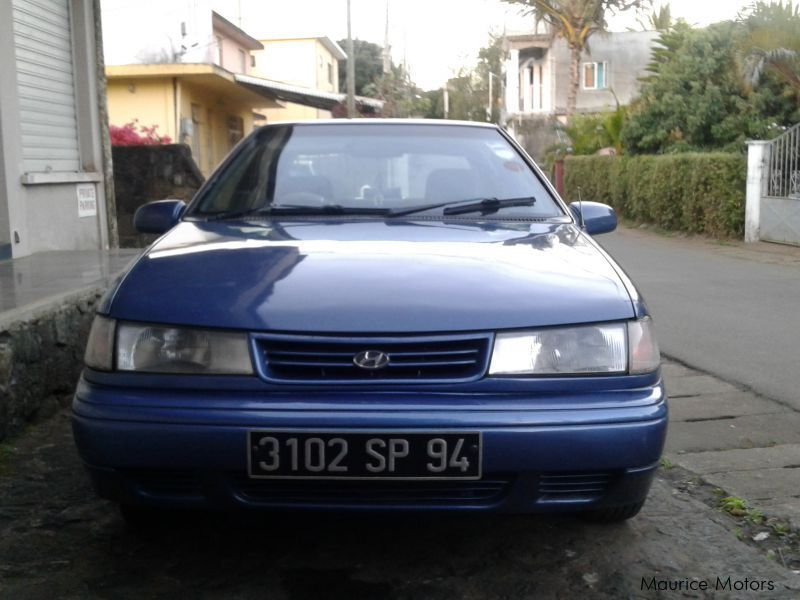 Pre-owned Hyundai excel for sale in Mauritius