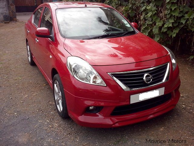 Pre-owned Nissan Almera for sale in Mauritius